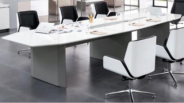 烤漆商务会议桌的独特点 美格利生