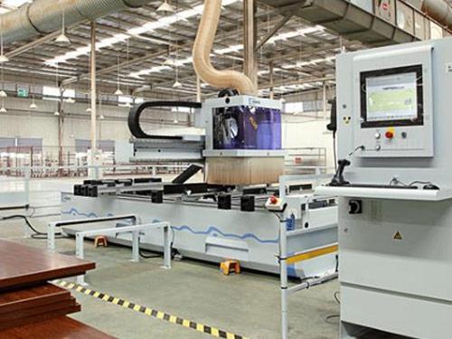 智能制造工厂,定制能力强