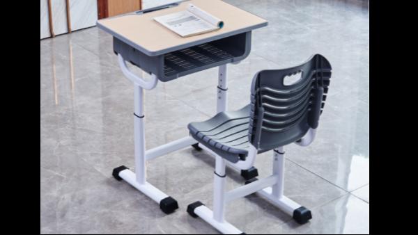 现代化学校课桌椅厂家