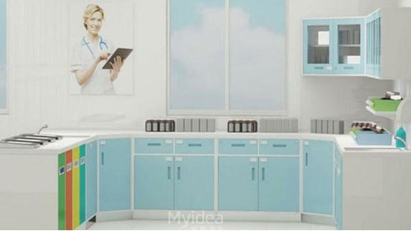 不锈钢医用洗手池-美格利生