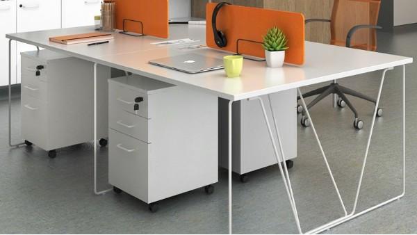 健康舒适职员办公空间色系搭配