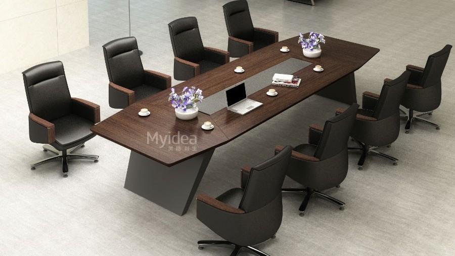 佛山会议桌-会议接待洽谈桌
