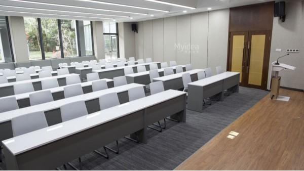 油漆会议桌椅-长方形会议桌
