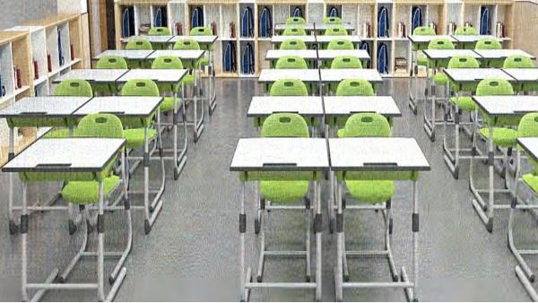 学校的课桌椅哪种好?