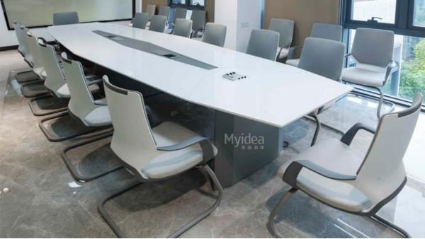 组合会议桌椅-配套会议桌椅
