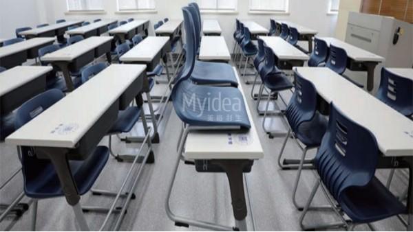 多功能学校课桌椅去哪里买?
