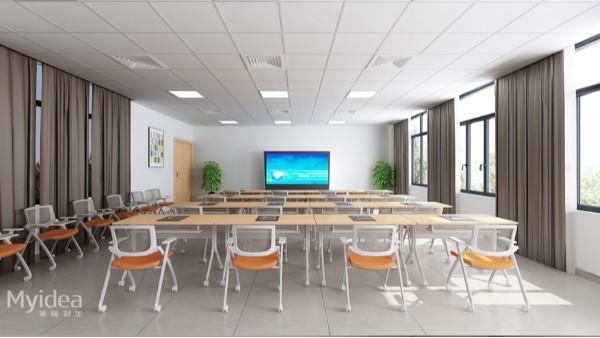 学校机构办公桌椅