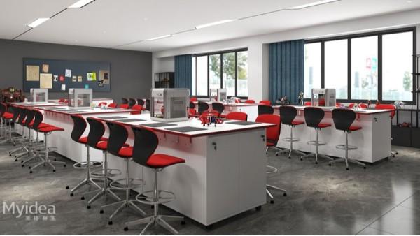 学生创意组合课桌椅