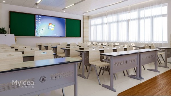 学生教室课桌培训桌
