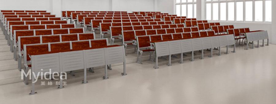 学校补习班辅导培训班书桌椅