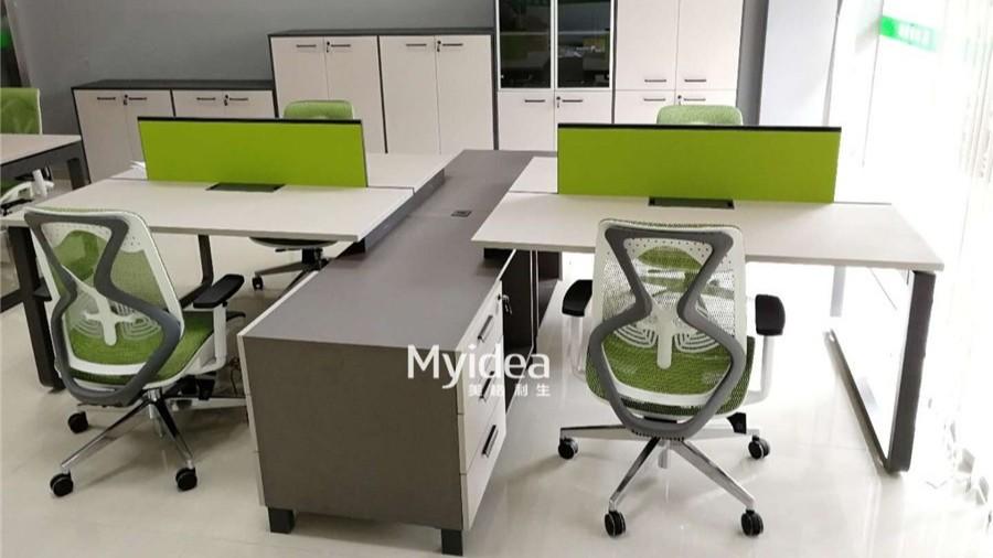 学校教室职员组合办公桌