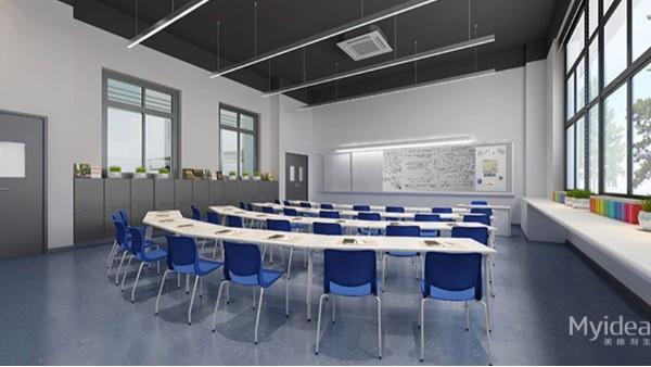 高科技培训会议桌