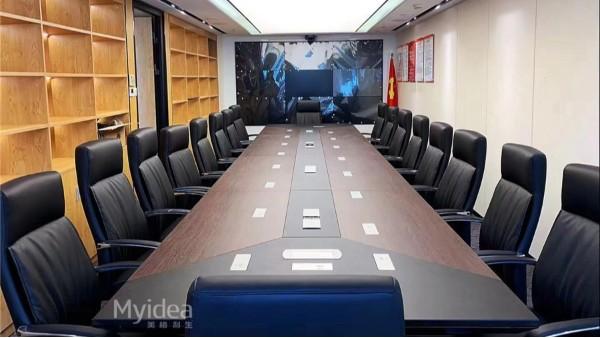 大型会议桌长桌椅组合配套定制