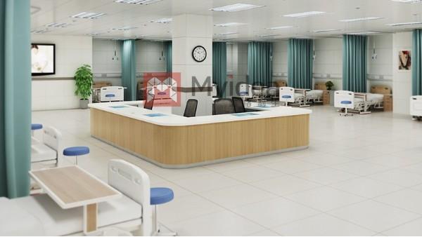 医院护士站的美学设计