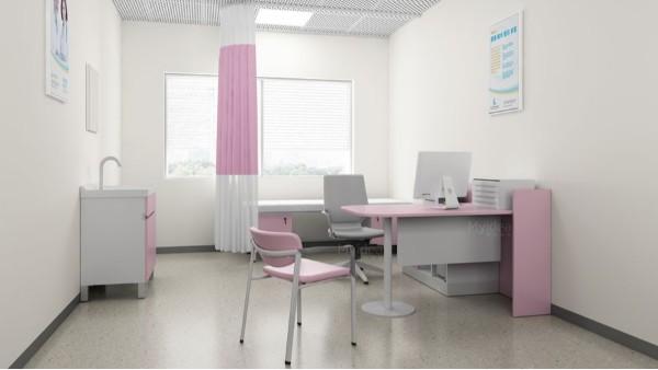 诊断桌的设计理念