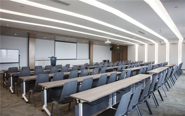 培训桌组合会议桌移动学习桌