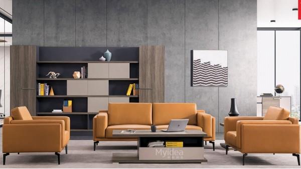 佛山现代沙发-商务沙发