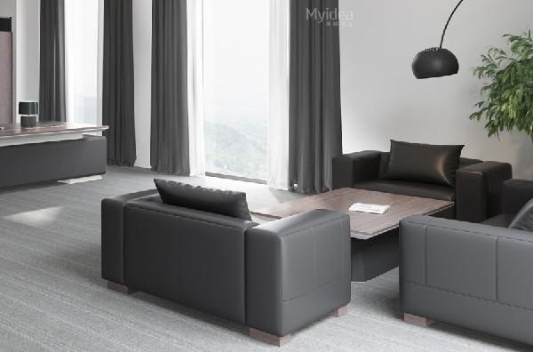 商务沙发-总裁休息沙发