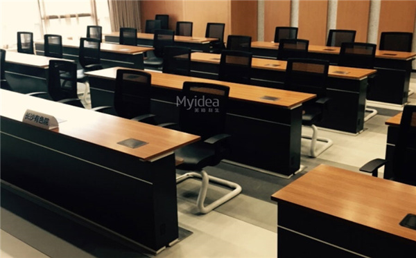 会议培训桌长桌椅组合学