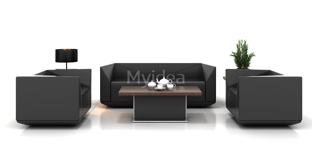 名品系列沙发茶几