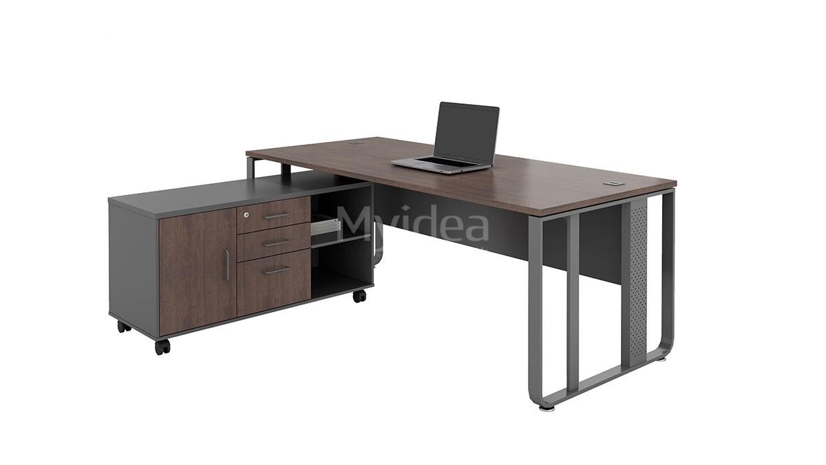 OS-M102主管桌展示
