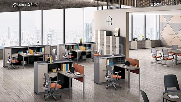 现代办公家具配套解决方案