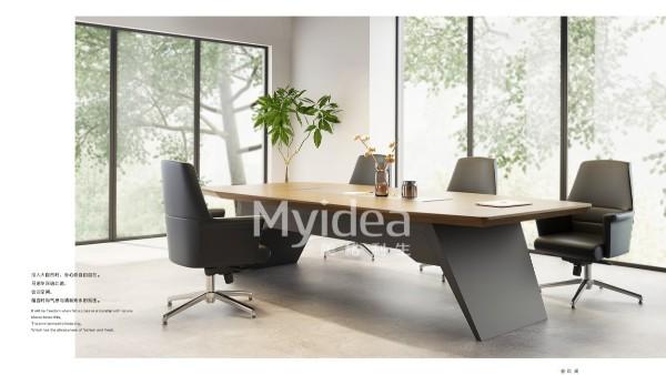 欧曼教你选择板式办公家具