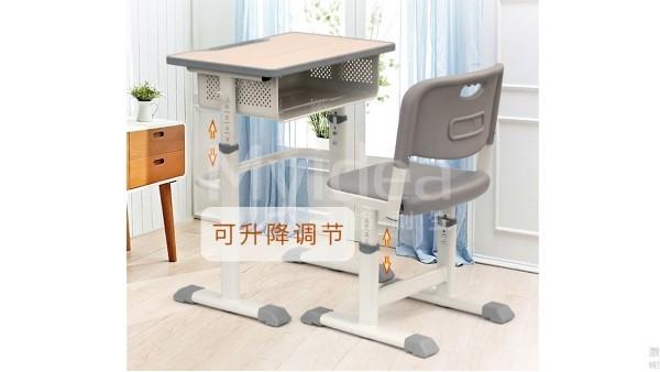 学校课桌椅厂家的标准尺寸
