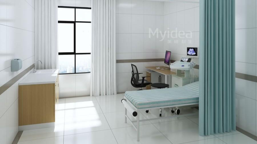 诊室诊桌诊疗床配套定制