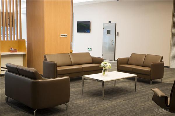 贵宾商务沙发接待室
