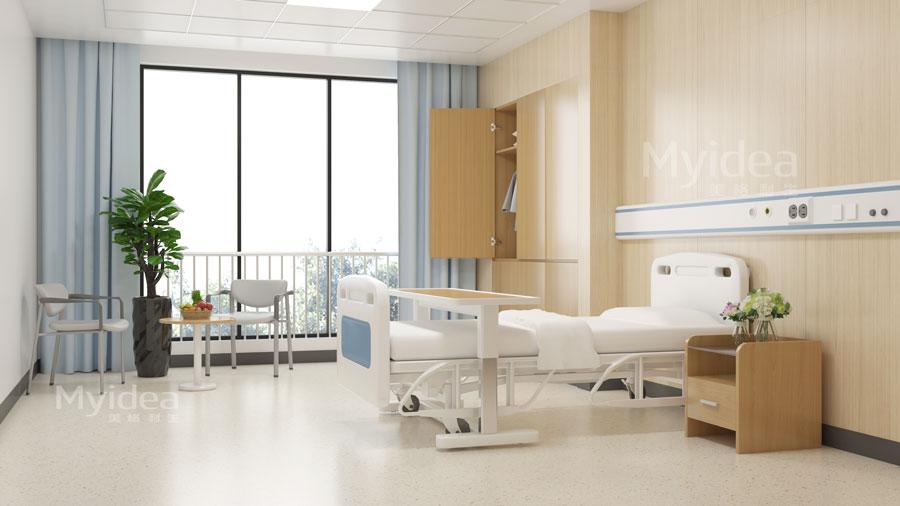 1单人病房